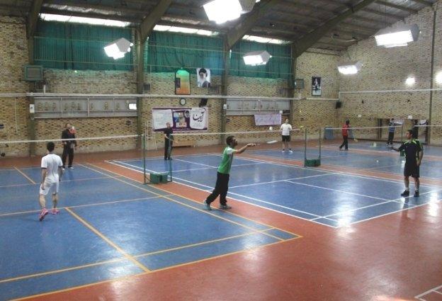 مسابقات تنیس روی میز دانش آموزی