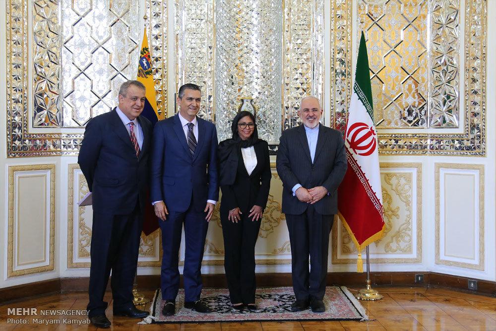 دیدار وزاری خارجه ایران و ونزوئلا