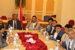 رئيس المجلس السياسي لأنصار الله : الأولى للمبعوث الأممي الى اليمن أن يقلق من المجازر التي ارتكبها العدوان السعودي