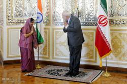 İran ve Hindistan Dışişleri Bakanlarının Görüşmesi/ Foto