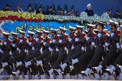 """İran'da """"Ordu Günü"""" merasimi başladı"""