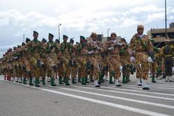 روز ارتش در شاهرود