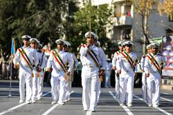 Iran Army Day parade in Bushehr