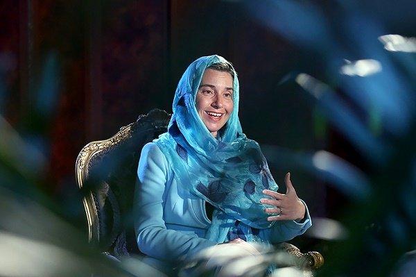 موگرینی امروز در تهران رایزنی میکند