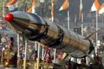 هند یک موشک هستهای آزمایش کرد