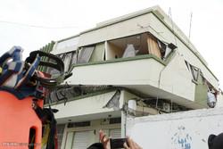 مشاهد من الزلزال المدمر الذي ضرب الاكوادور