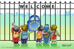 Avrupa gerçkten misafirperver!