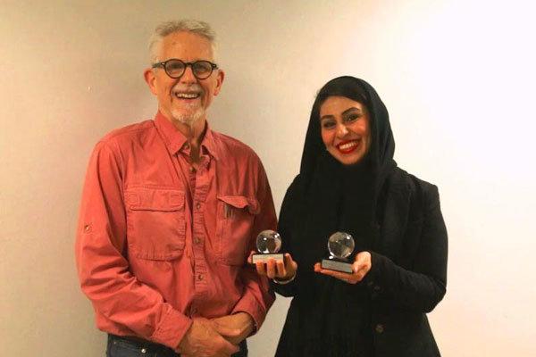 2053335 - ساره بیات جایزه بهترین بازیگر جشنواره تیبورن آمریکا را دریافت کرد
