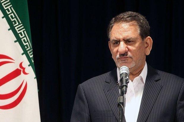 جهانغيري يكشف عن نظام مصرفي جديد في ايران