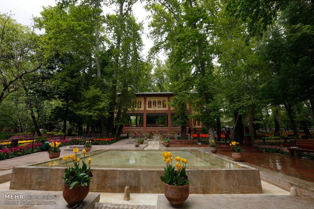 ... Iranian Garden ...