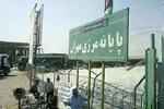 اختلال درصادرات کالا از مرز مهران/کامیونهای عراقی به مرز نرسیدند