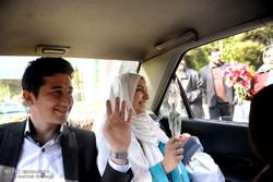 اعزام دانشجویانی که می خواهند در نجف و کربلا ازدواج کنند