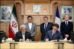 Tehran, Paris railroads become sisters