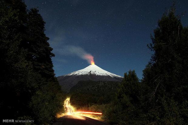 آتشفشان ویلاریکا