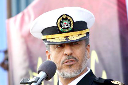 Iran Navy's presence in free waters imperative