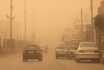ورود بحران جدید به استان بوشهر/ سیل رفت، گرد و خاک آمد