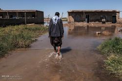 خطر سیل در روستاهای اهواز نتیجه تعلل متولیان اصلی حفاظت از آب است