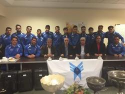Iran reaches Asian Uni. Futsal C'ship final