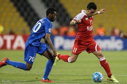 Tractor Sazi loses to Al Nasr