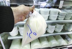 تولید شیر در شهرستان ملارد از مرز ۴۰ هزارتن گذشت