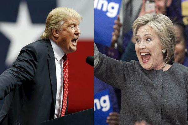 ہیلری کلنٹن اور ڈونلڈ ٹرمپ نے نیو یارک میں پرائمری الیکشن میں کامیابی حاصل کرلی