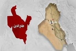 کشته و زخمی شدن ۴ نیروی حشد عشایری در صلاح الدین