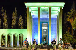 Saadi commemoration ceremony in Shiraz