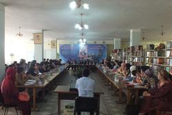 بزرگداشت روز سعدی در تاجیكستان/ «عشق را آغاز هست انجام نیست»