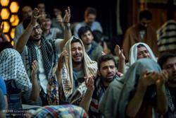 آئین معنوی اعتکاف در دانشگاه تهران