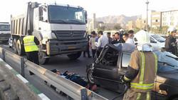 سوانح رانندگی منجر به فوت در استان سمنان ۳۳ درصد کاهش داشت