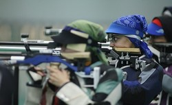 Jambozorg lands 5th at ISSF World Cup