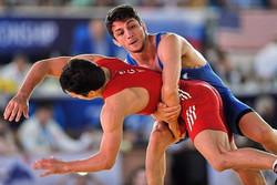 المصارع الايراني سوريان يحجز بطاقة التأهل في دورة الالعاب الاولمبية