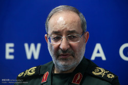 Iran ready for 3 post-ISIL scenarios: Brig. Gen. Jazayeri