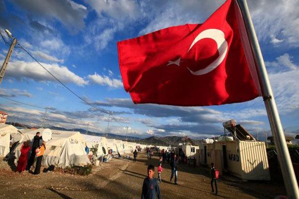 ترکیه - پناهجویان
