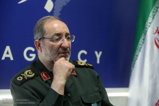 Deputy army chief wards EU off Iran missile activity