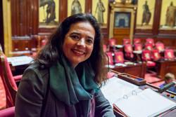 President of Belgian Senate due in Tehran on Wed.
