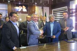 Qazvin, Italian investors sign solar plant deal