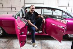 گفتگو با کلکسیون دار اتومبیل های قدیمی