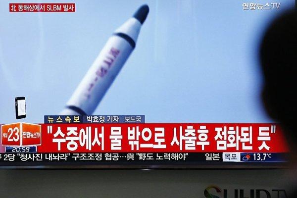 سيئول:  كوريا الشمالية أطلقت 3 صواريخ باليستية
