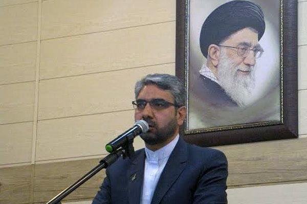 سید عباس دانایی فرماندار شهرستان سمنان