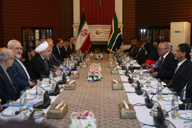 Improvements in Iran, RSA ties would benefit globe