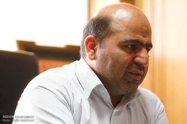 استعفای مسجدجامعی به هیئت رئیسه ارسال نشده است