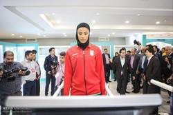 İran Futbol Tıp Merkezi'nin Açılışı