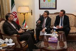 سوئیزرلینڈ کے نائب وزير خارجہ کی عبداللہیان سے ملاقات