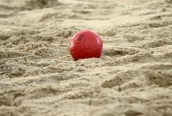 آمادگی تیم ملی هندبال ساحلی نوجوانان برای حضور در مسابقات آسیایی