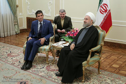 دیدار معاون رئیس جمهور ارگوئه با رئیس جمهور