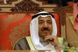 أمير الكويت يهنئ الرئيس المنتخب حسن روحاني بولايته الثانية