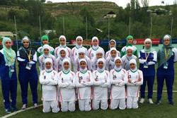 تیم فوتبال زیر ۱۴ سال دختران ایران مقابل تاجیکستان به برتری رسید