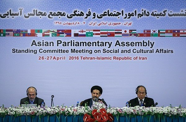 First day of APA Tehran meeting sees 8 resolutions - Mehr News Agency