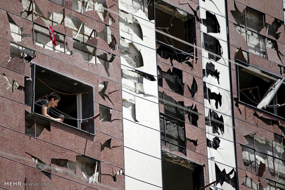 انفجار در زینبیه دمشق